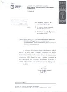 Finalmente trasparenza. Ringraziamento ufficiale al Movimento 5 Stelle.